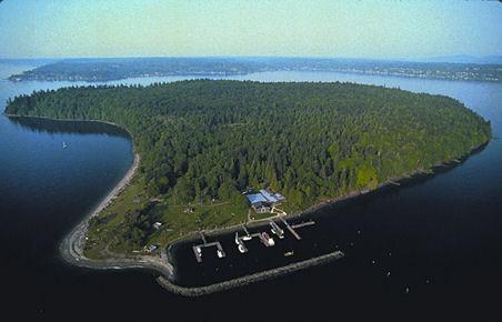 Blake Island State Park Seattle