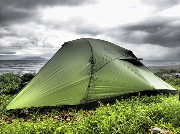 The Nook Backcountry Tent by MSR
